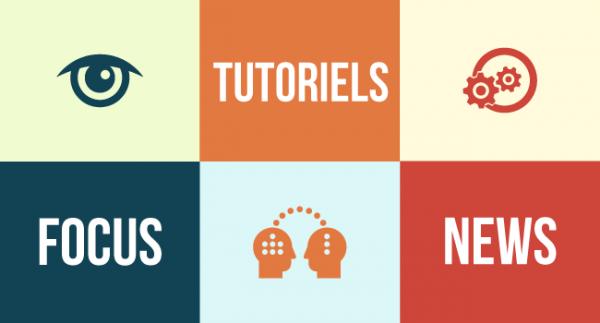 tutoriels techniques formation audiovisuelle
